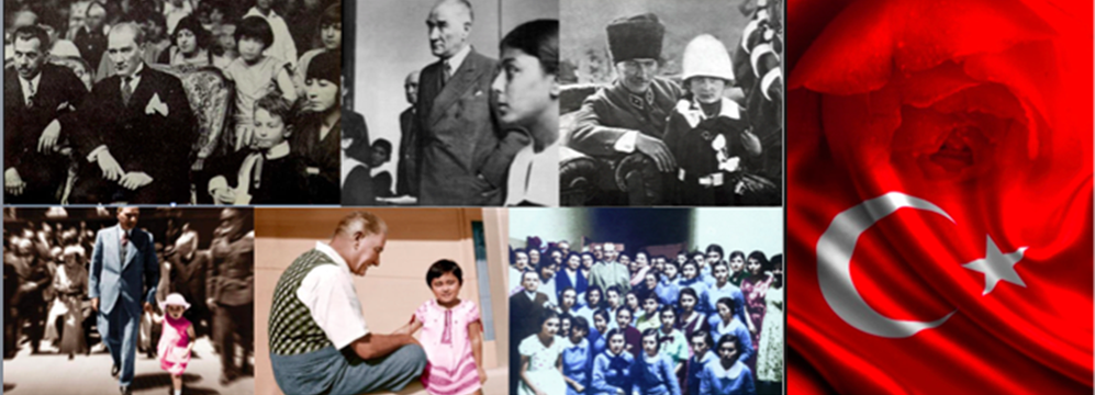 23 Nisan Ulusal Egemenlik ve Çocuk Bayramı'nın 95 yılını gururla kutluyoruz.  TKDCD Yönetim Kurulu
