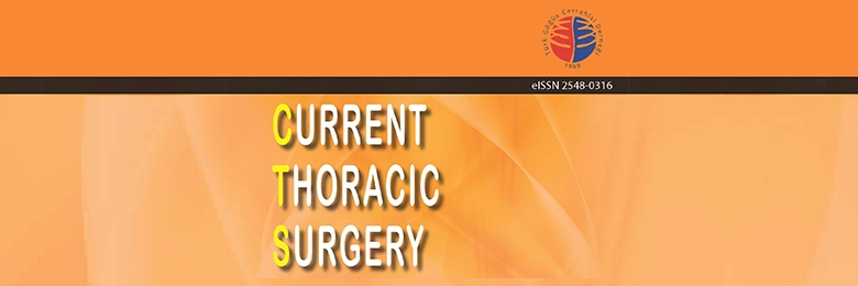 Current Thoracic Surgery