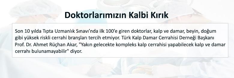 Doktorların Kalbi Kırık - Hürriyet Gazetesi
