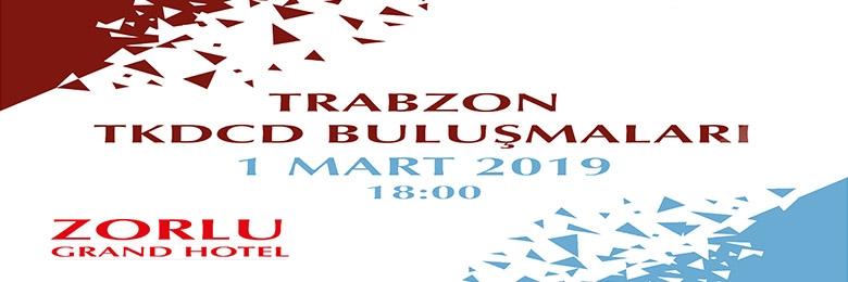 TKDCD Buluşmaları Trabzon