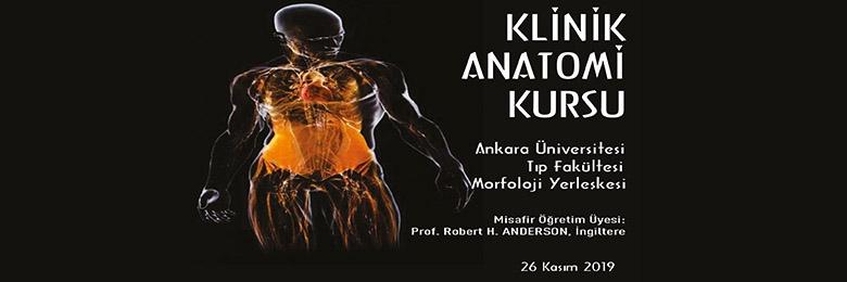 Klinik Anatomi Kursu Ankara