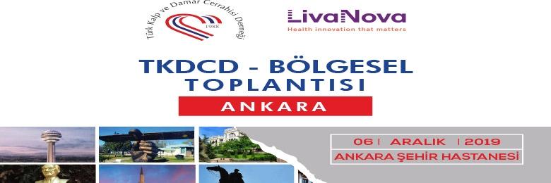 TKDCD Bölgesel Toplantısı Ankara