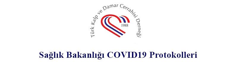 Sağlık Bakanlığı COVID19 Protokolleri