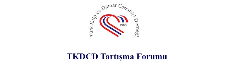 TKDCD Tartışma Forumu