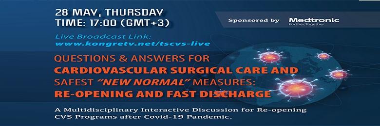 TSCVS International Webinar for Cardiovascular