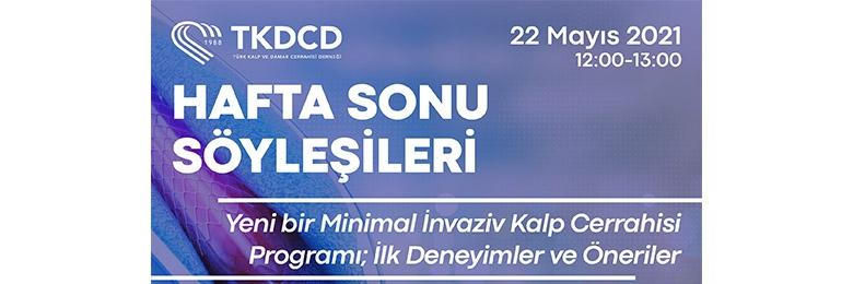 TKDCD WEBİNAR - 22 MAYIS
