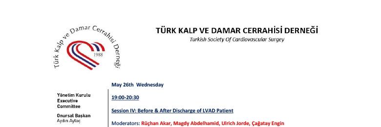 TKDCD WEBİNAR - 26 MAYIS