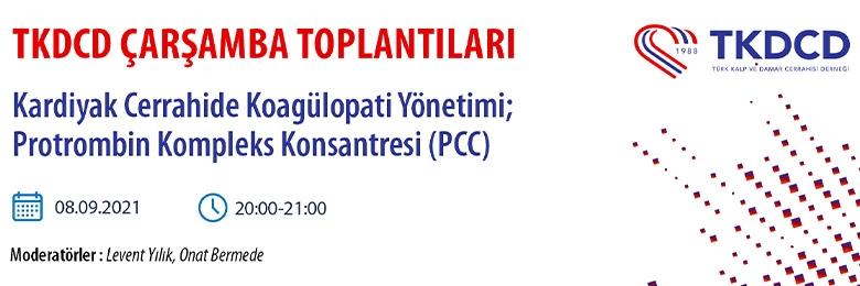 TKDCD WEBİNAR SERİLERİ - 8 EYLÜL