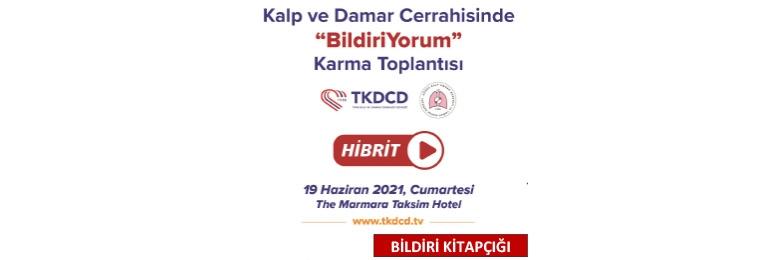 TKDCD Bildiri  Yorum Kitapçığı