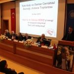 Prof.Dr. Erkmen Böke Anısına, Minimal İnvaziv-Robotik Cerrahi ve Renal Yetmezlikte Damar Erişimi Çalışma Grupları Ortak Toplantısı, Ankara
