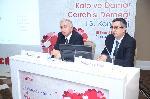 Uluslararası Katılımlı Türk Kalp ve Damar Cerrahisi Derneği 13.Kongresi, 30 Ekim 2 Kasım 2014 ,Antalya